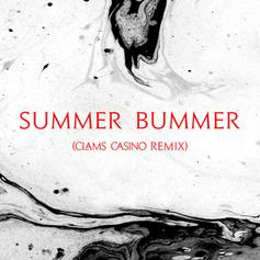 Lana Del Rey - Summer Bummer (Clams Casino Remix) Feat. A$AP Rocky & Playboi Carti (Prod. By Clams Casino)