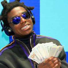 "Kodak Black Counts Stacks On ""1000s"""