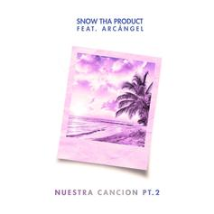 "Snow The Product & Arcángel Team Up For ""Nuestra Cancion Pt. 2"""