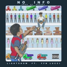"YFN Lucci Links With Lightshow For ""No Info"""