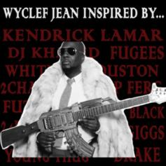 "Wyclef Jean Is ""Inspired By"" A Lot On New Mixtape"