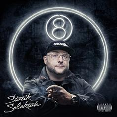 "Stream Statik Selektah's New Album ""8"""