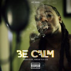 """Ace Hood Urges Ya'll To """"Be Calm"""" On New Track"""