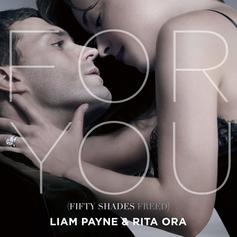 "Liam Payne & Rita Ora Team Up For New ""Fifty Shades Freed"" Single ""For You"""