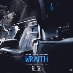 "Fat Joe & Kent Jones Assist UFO Fev On New Single ""Wraith"""