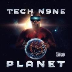 "Tech N9ne Raps Like A Machine Gun On ""Fresh Out!"""