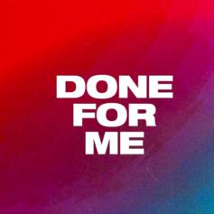 "Charlie Puth Grabs Kehlani On ""Done For Me"""