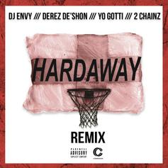 "Derez Deshon Recruits 2 Chainz & Yo Gotti For The Remix To ""Hardaway"""