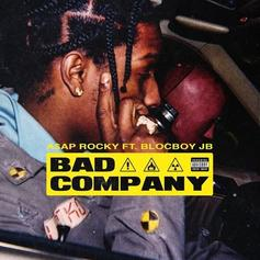 "A$AP Rocky Recruits Blocboy JB For ""Bad Company"""