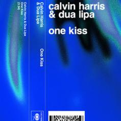 "Calvin Harris and Dua Lipa Deliver Electric Banger ""One Kiss"""
