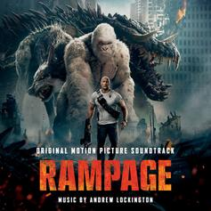"Kid Cudi Emerges For ""The Rage"" From ""Rampage"" Soundtrack"