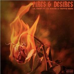 "Lil Wayne & Trippie Redd Join Lil Twist On ""Fires & Desires"""