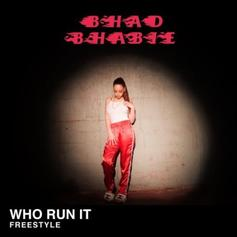 """Bhad Bhabie Drops Off Her """"Who Run It"""" Freestyle"""