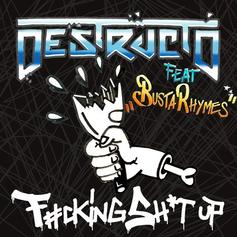 "Destructo & Busta Rhymes Deliver What They Promise On ""Fu*king Shit Up"""