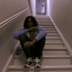 "Lucki Spits Bars In The Latest ""Stairwell"" Freestyle"