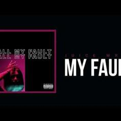 "Juice WRLD Drops His Second Track Of The Day With ""My Fault"""