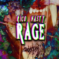 "Rico Nasty Drops Off Her New Track ""Rage"""