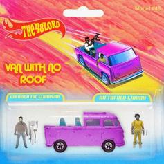 "Ski Mask The Slump God & The48Lord Pull Up In The ""Van With No Roof"""