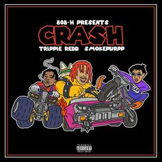 "Trippie Redd & Smokepurpp's Long-Awaited ""Crash"" Collab Is Here"
