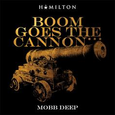 "Mobb Deep Drop Unreleased Track ""Boom Goes The Cannon"""
