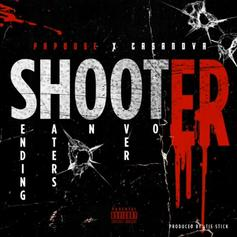 "Papoose & Casanova Drop Off New Track ""Shooter"""