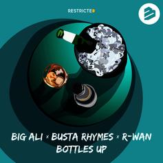 "Busta Rhymes, Big Ali and R Wan Join Forces On ""Bottles Up"" Dance Track"