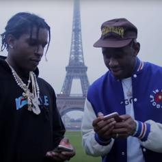 "A$AP Rocky & Tyler, The Creator Drop First Song As ""WANG$AP"""