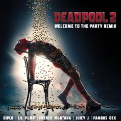 """Juicy J & Famous Dex Join Lil Pump, French Montana & Diplo On """"Welcome To The Party"""" Remix"""