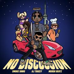 "AJ Tracey & Murda Beatz Join Smoke Dawg On ""No Discussion"""