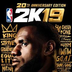 """Stream The Travis Scott-Curated Soundtrack To """"NBA2K 19"""""""