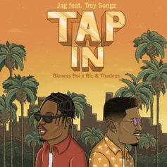 """Trey Songz Joins Jag On """"Tap In"""""""