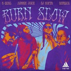 "B-Real & Zombie Juice Join Demrick & DJ Hoppa On ""Burn Slow"""