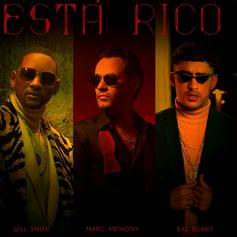 "Will Smith Is Back On His Rapping Tip On ""Está Rico"" With Marc Anthony & Bad Bunny"