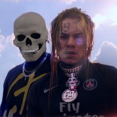"6ix9ine Is The Reigning King Of Europe On Vladimir Cauchemar's ""Aulos Reloaded"""