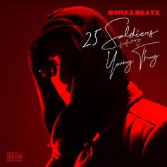 "Swizz Beatz & Young Thug Go To War On ""25 Soldiers"""