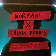 """Normani & Calvin Harris Team Up On """"Slow Down"""""""