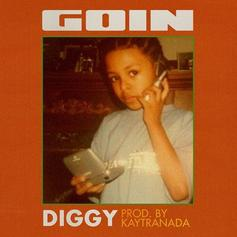 "Diggy Keeps It ""Goin"" With Latest Single Produced By Kaytranada"