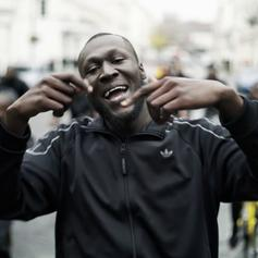 "Stormzy Makes His Triumphant Return With ""Line""`"