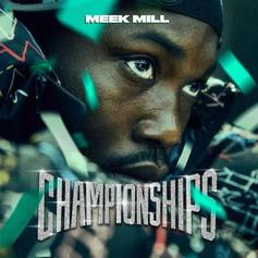 "Meek Mill & Kodak Black Run ""Tic Tac Toe"" Drills With Tay Keith"