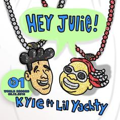 "Kyle Recruits Lil Yachty For Infectious New Single ""Hey Julie!"""