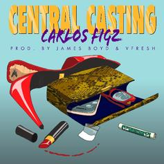 "Carlos Figz Returns With ""Central Casting"""