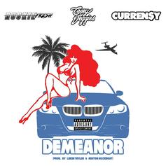 "Casey Veggies & Rockie Fresh Kick Off ""Fresh Veggies 2"" With ""Demeanor"" Featuring Curren$y"