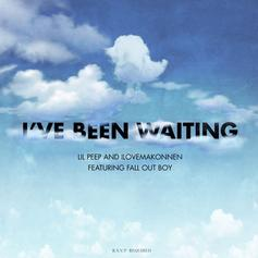 """Lil Peep, iLoveMakonnen, & Fall Out Boy Wave Emo Flag On """"I've Been Waiting"""""""