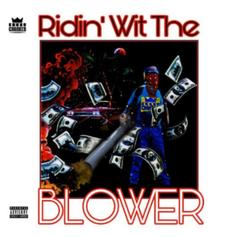 "Kxng Crooked Drops Off ""Ridin' Wit The Blower"""