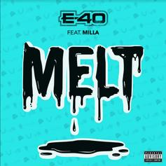 "E-40 Lets The Hydration Flow Freely On ""Melt"""