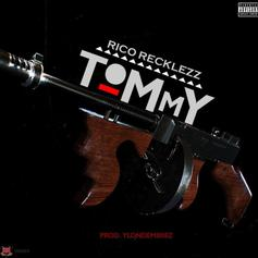 """Rico Recklezz Drops Off Haunting Banger """"Tommy"""""""