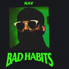 "Nav Drops ""Amazing"" Ft. Future From ""Bad Habits Deluxe"""