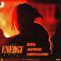 "A$AP Rocky Links With BURNS & Sabrina Claudio On ""Energy"""