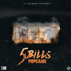 "Popcaan Fires Back At Critics On ""5 Bills"""