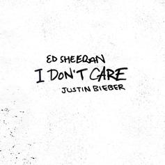 "Ed Sheeran & Justin Bieber Partner Up For Their Catchy Pop Jam ""I Don't Care"""